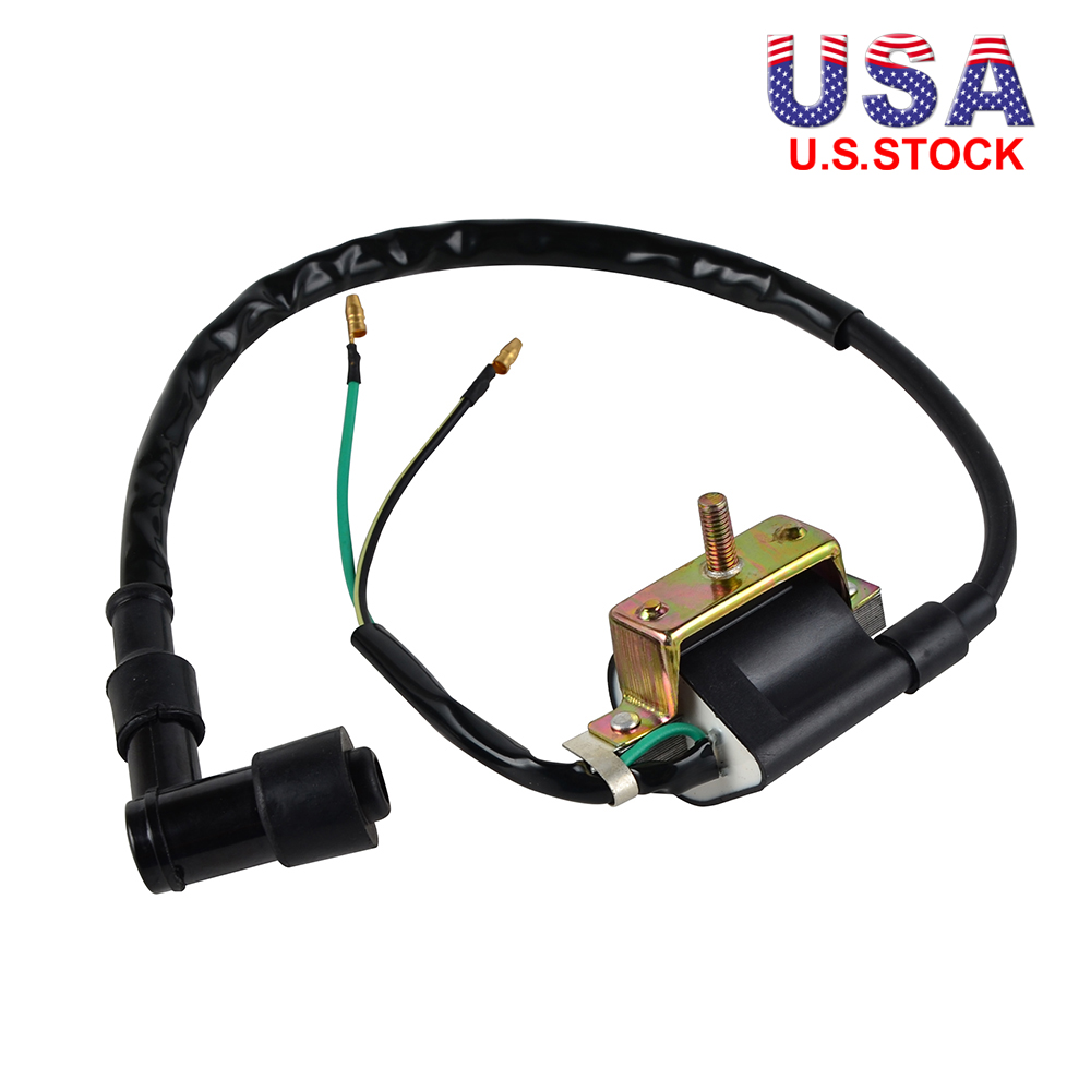 [DIAGRAM_38IU]  6 Volt 6V Ignition Coil 2 Wires For Honda Z50 Z50A CT70 CL70 XL70 SL70  Scooters | eBay | Image Honda Cl70 Coil Wiring |  | eBay