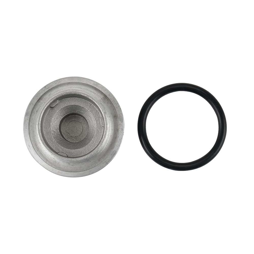 BIGBEAR 350 4X4 2x4 Oil Drain Plug Cover w// O-ring Fits Yamaha YFM350ER MOTO-4