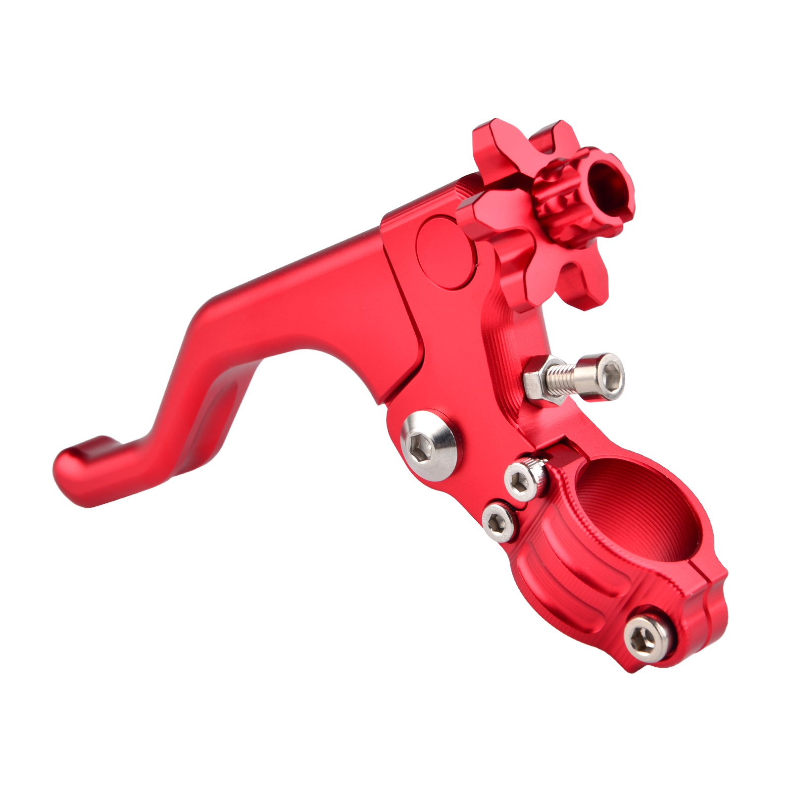 NEW 1Color Only CNC Short Stunt Clutch Lever Perch For Motorcycle Bike With Ca