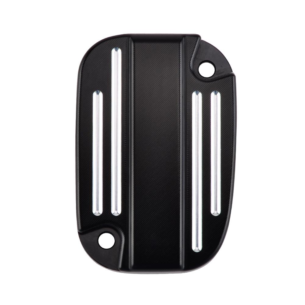 CNC Hydraulic Clutch Master Cylinder Cover For Harley CVO Ultra Limited 14-16