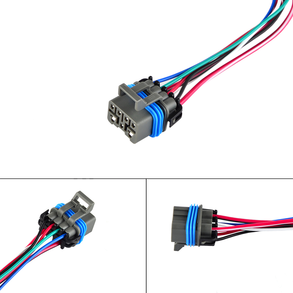 4l60e 4l80e Neutral Safety Switch Connector Pigtail 7 Wire