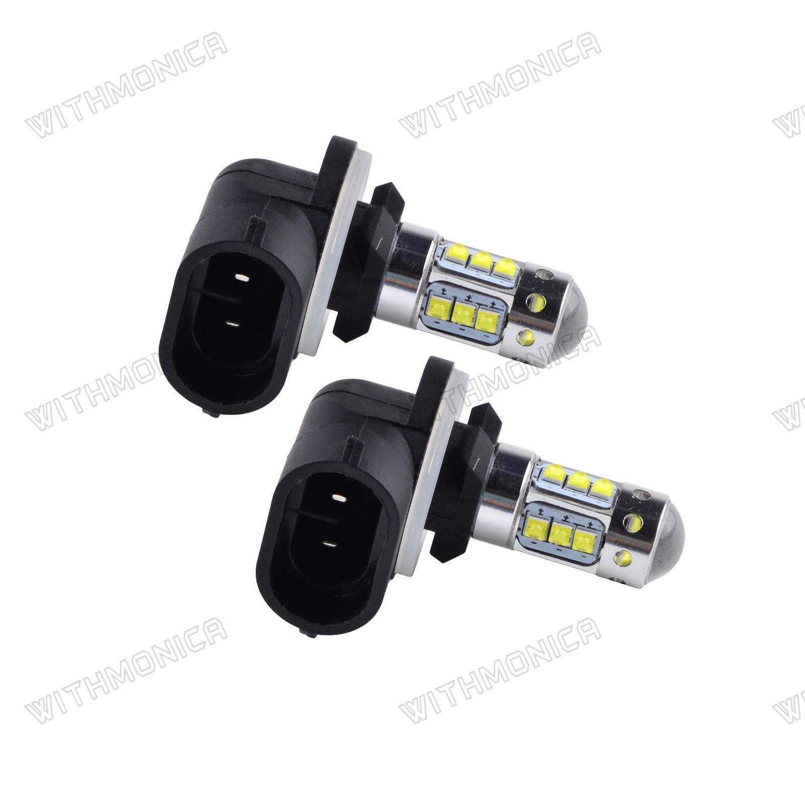 881 LED Headlight Bulbs For Polaris Sportsman X2 500 550 700 800 80W 15000LM